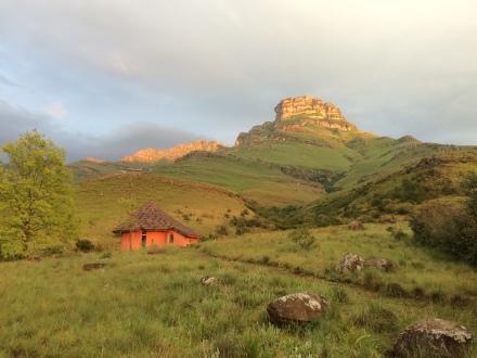 upper shrine and Vulture's Peak